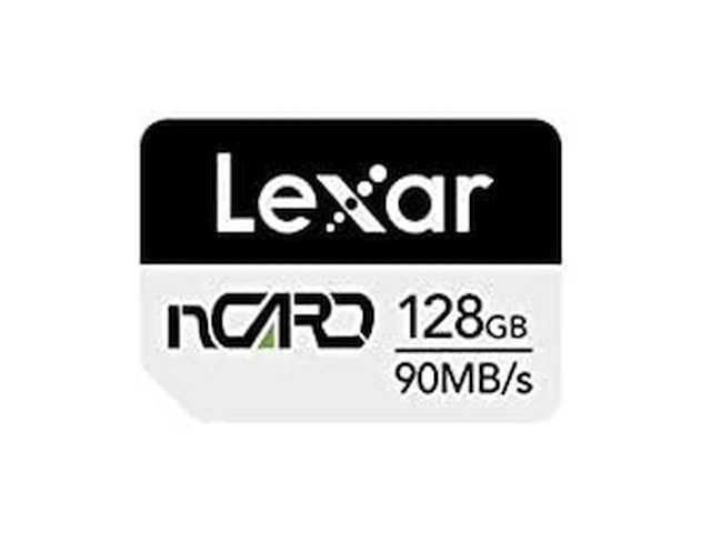 Карта памяти 128Gb - Lexar High Speed LNCARD128G-BNNNG