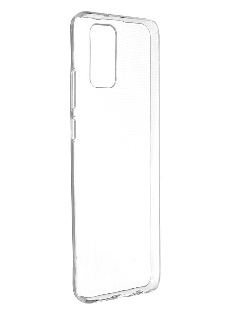 Чехол Svekla для Samsung A02s A025F Silicone Transparent SV-SGA025F-WH