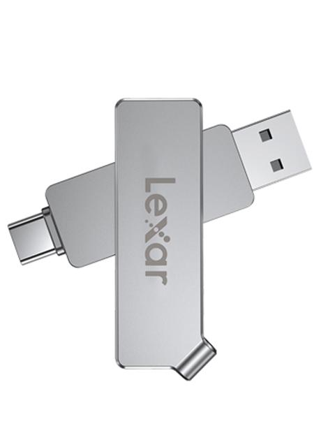 USB Flash Drive 32Gb - Lexar Dual Type-C and Type-A LJDD30C032G-BNSNG