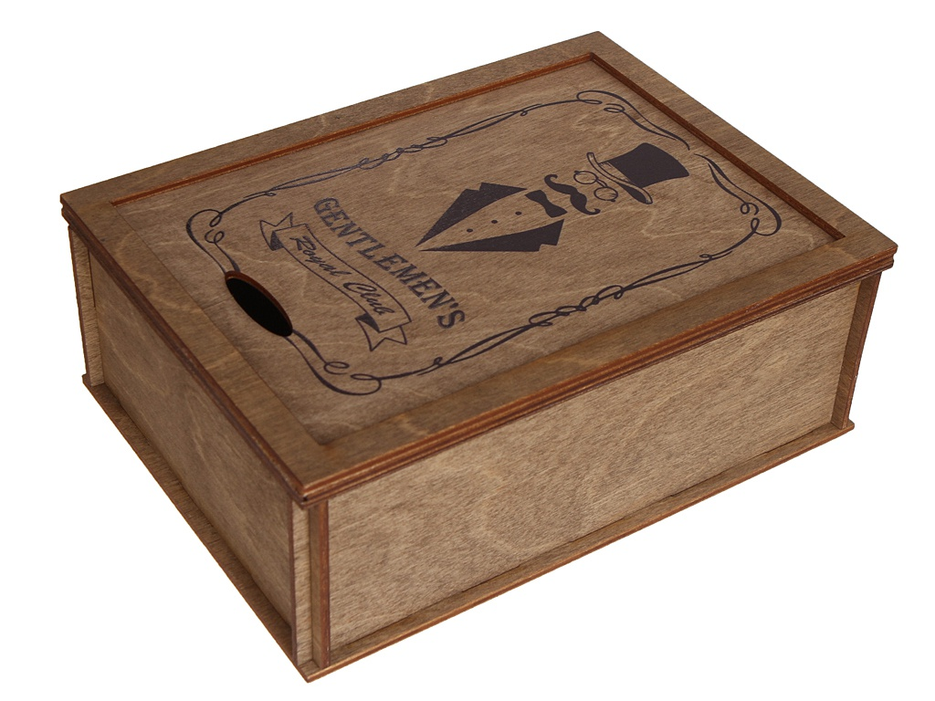 Коробка подарочная Wonder Wood Для мужчины №1 WW88-1
