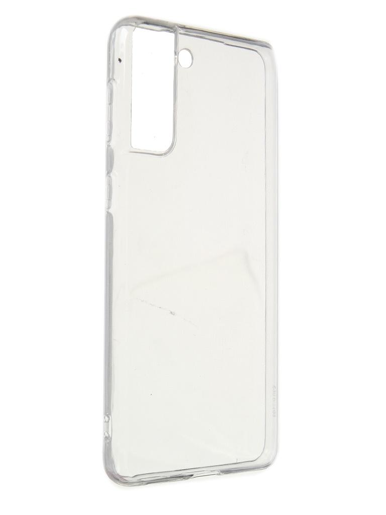 Чехол DF для Samsung Galaxy S21 Plus Silicone sCase-111