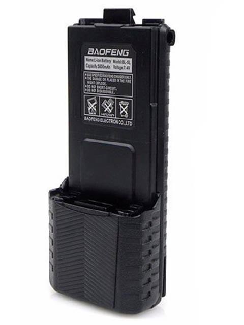 Аккумулятор Baofeng для UV-5R 3800mAh 1073