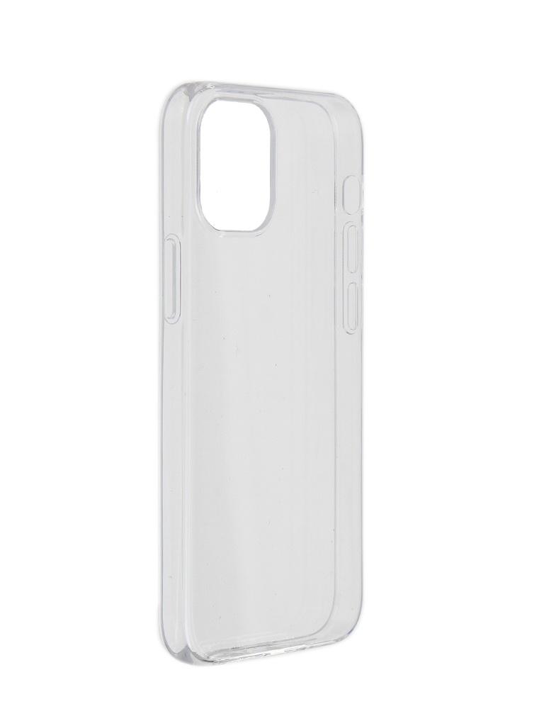 Чехол Akami для APPLE iPhone 12 Mini Clear Silicone Transparent 6921001693203