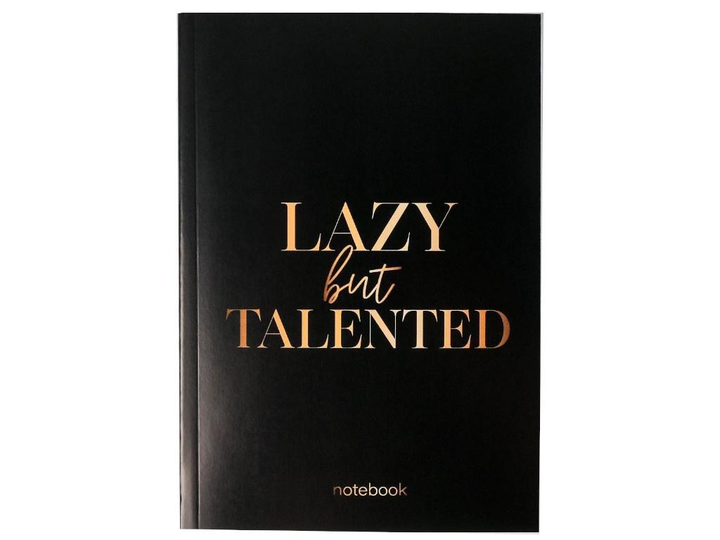 Ежедневник ArtFox Lazy But Talented А5 80 листов 4991918