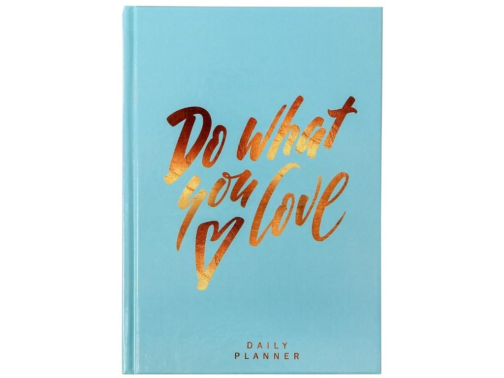 Ежедневник ArtFox Do What You Love А5 160 листов 4991892