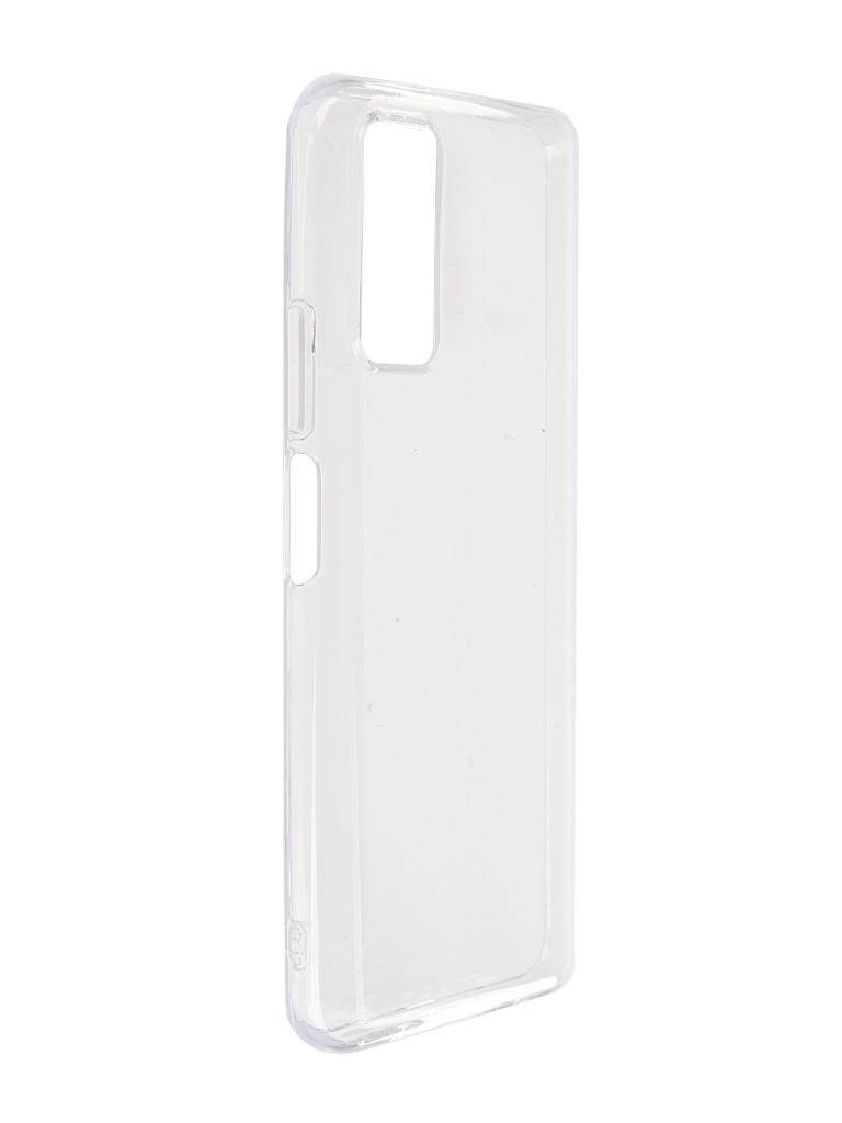 Чехол Akami для Honor 10X Lite Clear Silicone Transparent 6921001883000