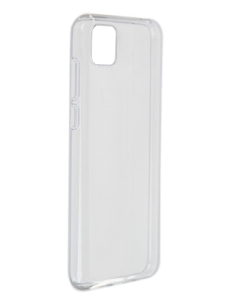 Чехол Akami для Honor 9s / Huawei Y5p Clear Silicone Transparent 6921001606104
