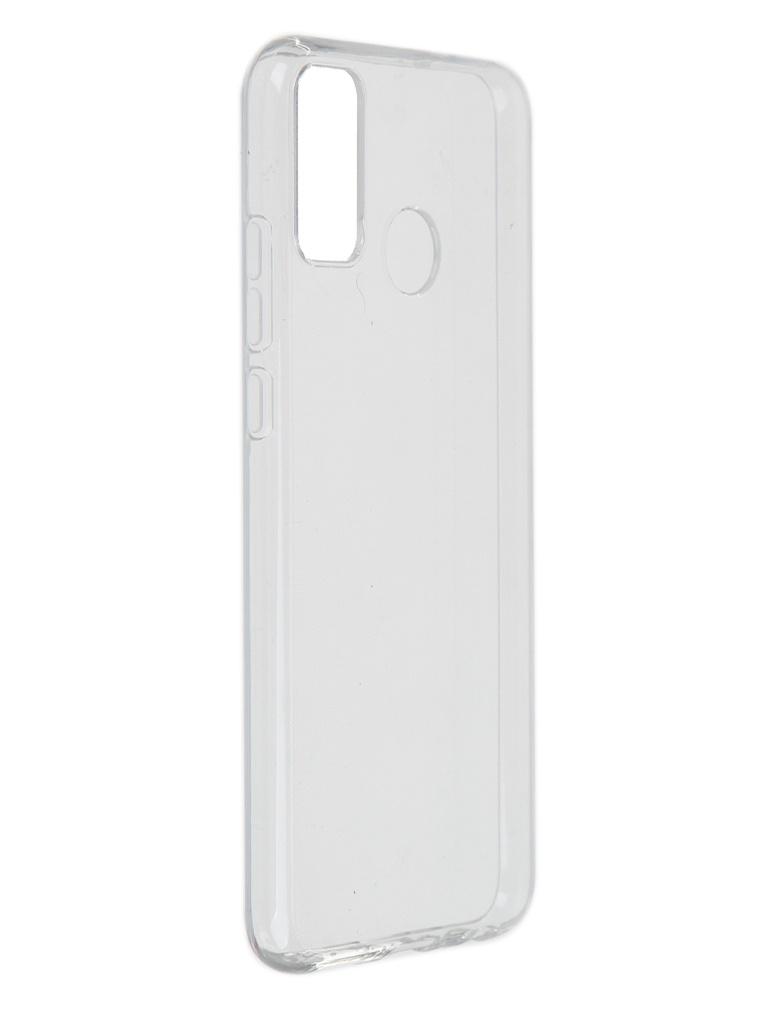 Чехол Akami для Honor 9X Lite Silicone Transparent 6921001625105