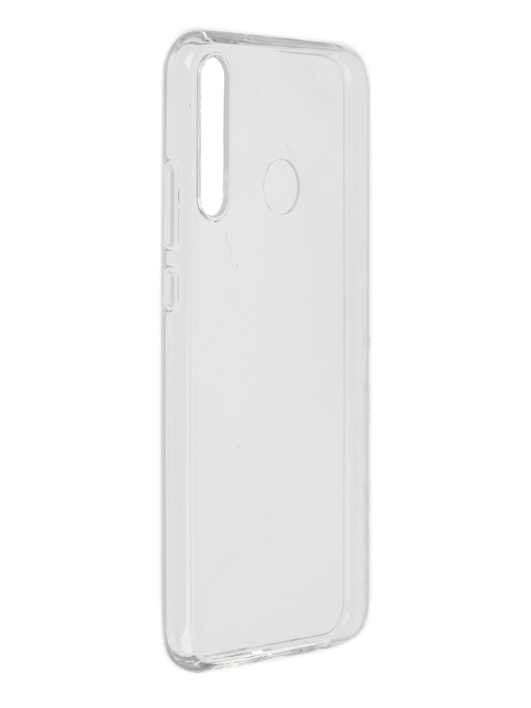 Чехол Akami для Huawei P40 Lite E / Y7p Silicone Transparent 6921001435209
