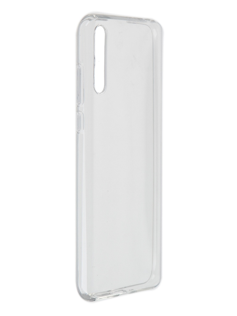 Чехол Akami для Huawei Y8p Clear Silicone Transparent 6921001611108