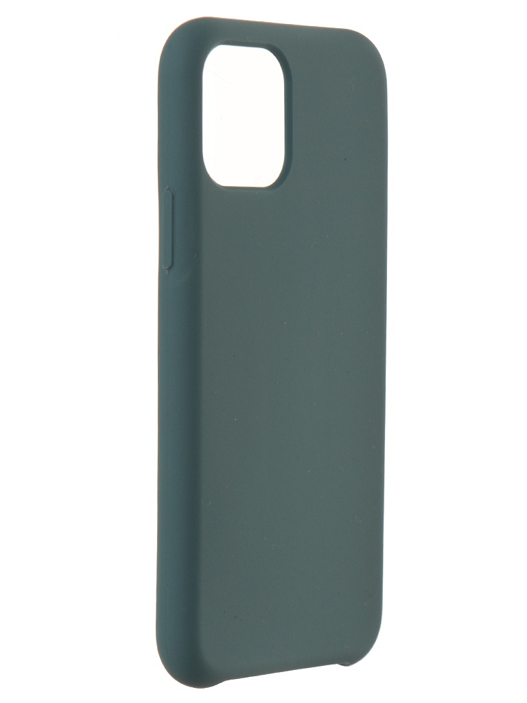 Чехол Akami для APPLE iPhone 11 Pro Mallows Silicone Green 6921001172807