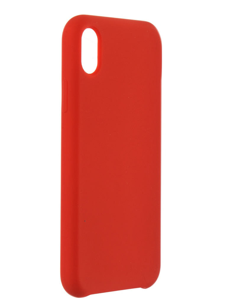 Чехол Akami для APPLE iPhone XR Mallows Silicone Red 6921001058002