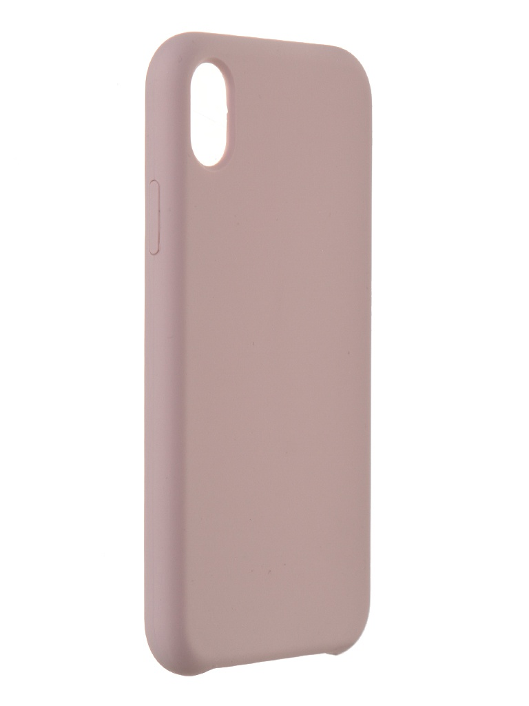 Чехол Akami для APPLE iPhone XR Mallows Silicone Pink 6921001055001