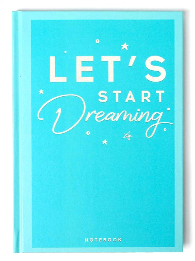 Ежедневник ArtFox Lets Start Dreaming А5 80 листов 4832304