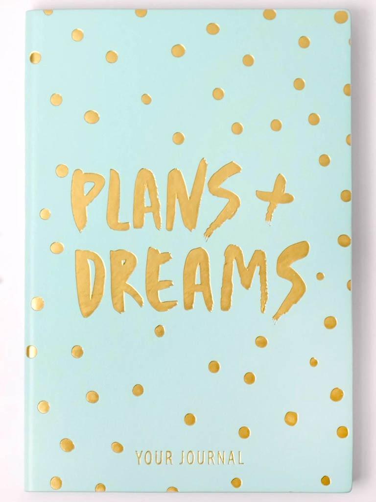 Ежедневник ArtFox Plans + Dreams А5 96 листов 4812809
