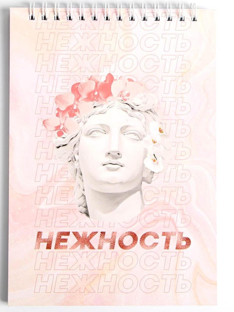 Скетчбук ArtFox Нежность A5 40 листов 5181272