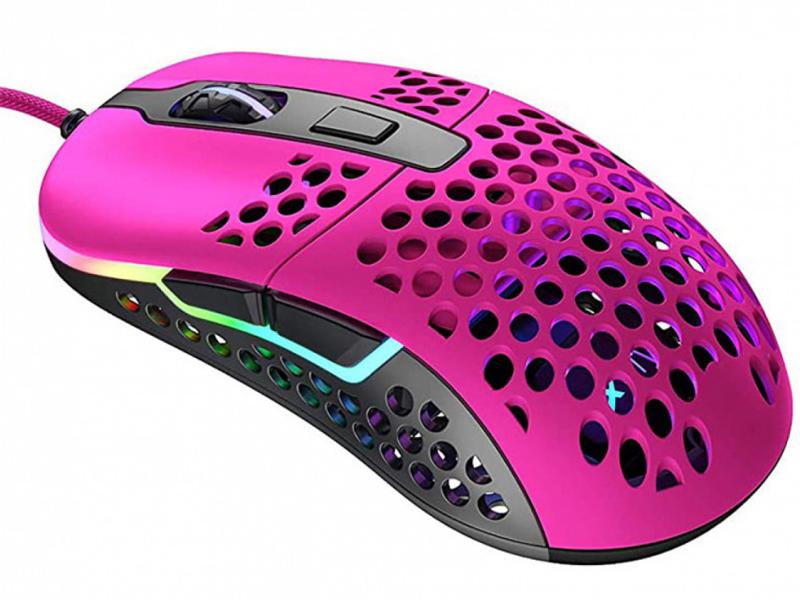 Мышь Xtrfy M42 RGB Pink M42-RGB-PINK