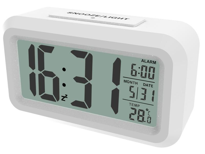 Часы Ritmix CAT-100 White