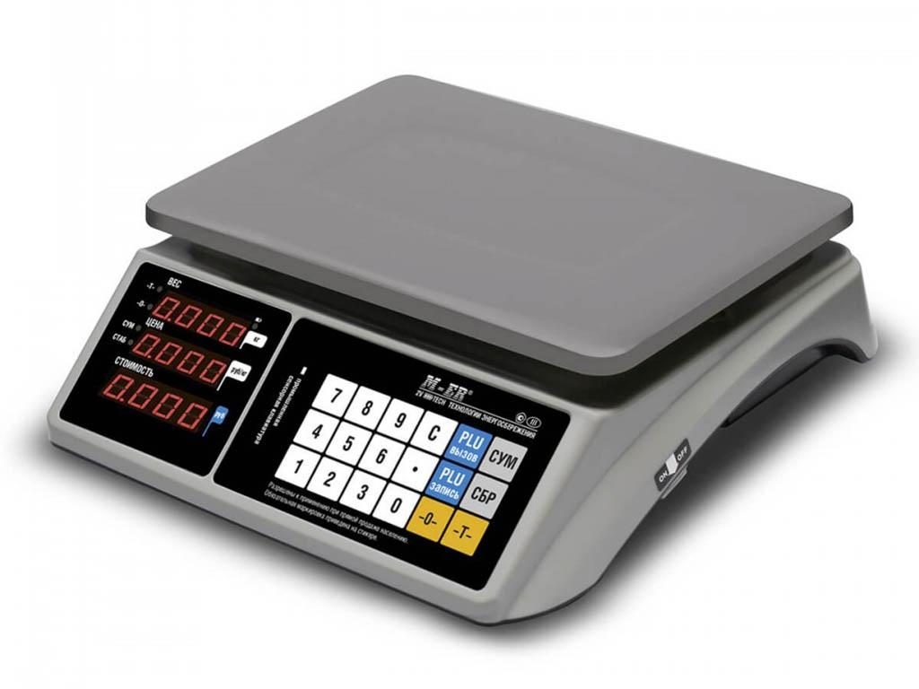 Весы Mertech M-ER 328AC-15.2 LED