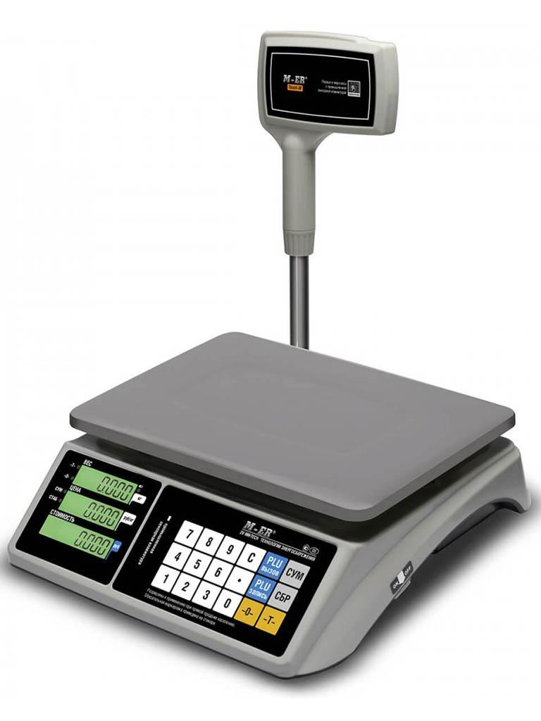 Весы Mertech M-ER 328ACPX-15.2 LCD