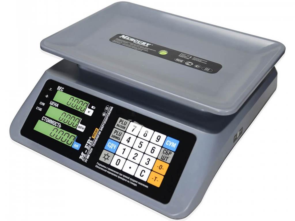 Весы Mertech M-ER 321AC-15.2 LCD
