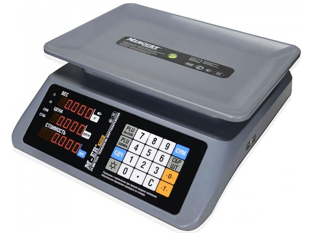 Весы Mertech M-ER 321AC-15.2 LED