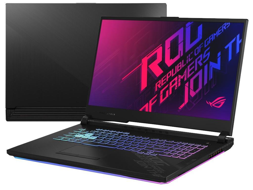 Ноутбук ASUS ROG G532LV-AZ040 XMAS Black 90NR04C1-M01450 (Intel Core i7-10875H 2.3 GHz/16384Mb/512Gb SSD/nVidia GeForce RTX 2060 6144Mb/Wi-Fi/Bluetooth/Cam/15.6/1920x1080/DOS)