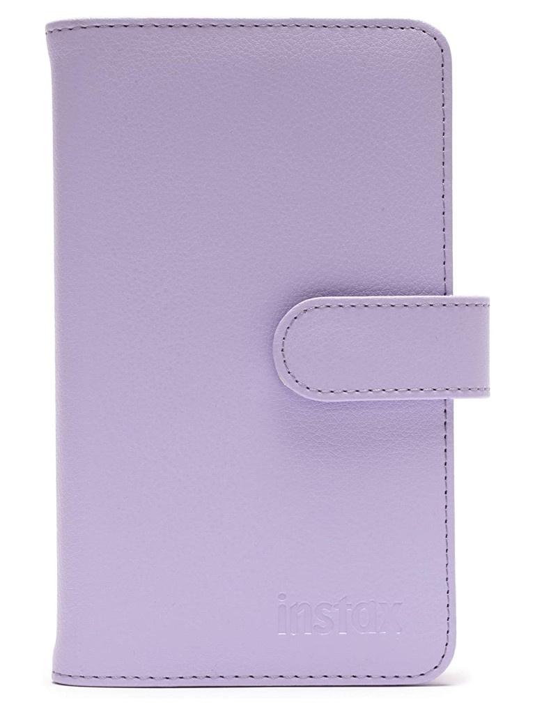 Фото - Фотоальбом Fujifilm Instax Mini 11 Album Lilac Purple 70100146239 фотоальбом 6171