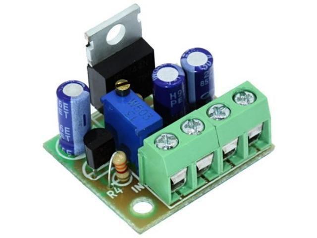 Конструктор Радио КИТ Стабилизатор напряжения RP212.1M