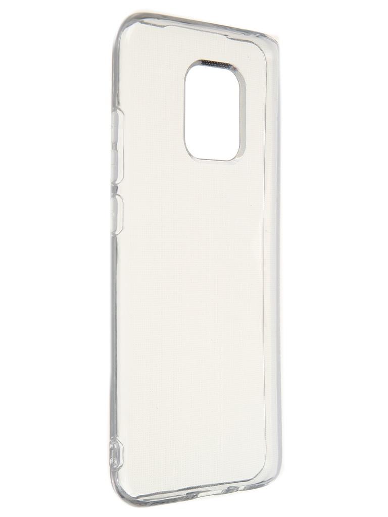 Чехол Krutoff для Xiaomi Redmi 10X 5G / Pro Clear 11536