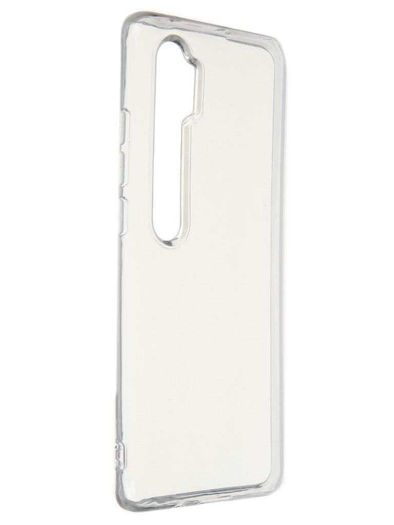 Чехол Krutoff для Xiaomi Redmi Note 10 Pro Clear 11542