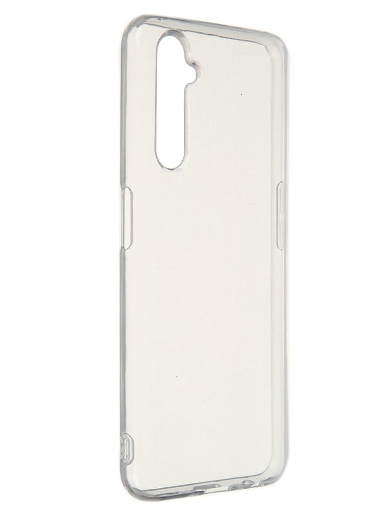 Чехол Krutoff для Realme 6 Pro Clear 11640