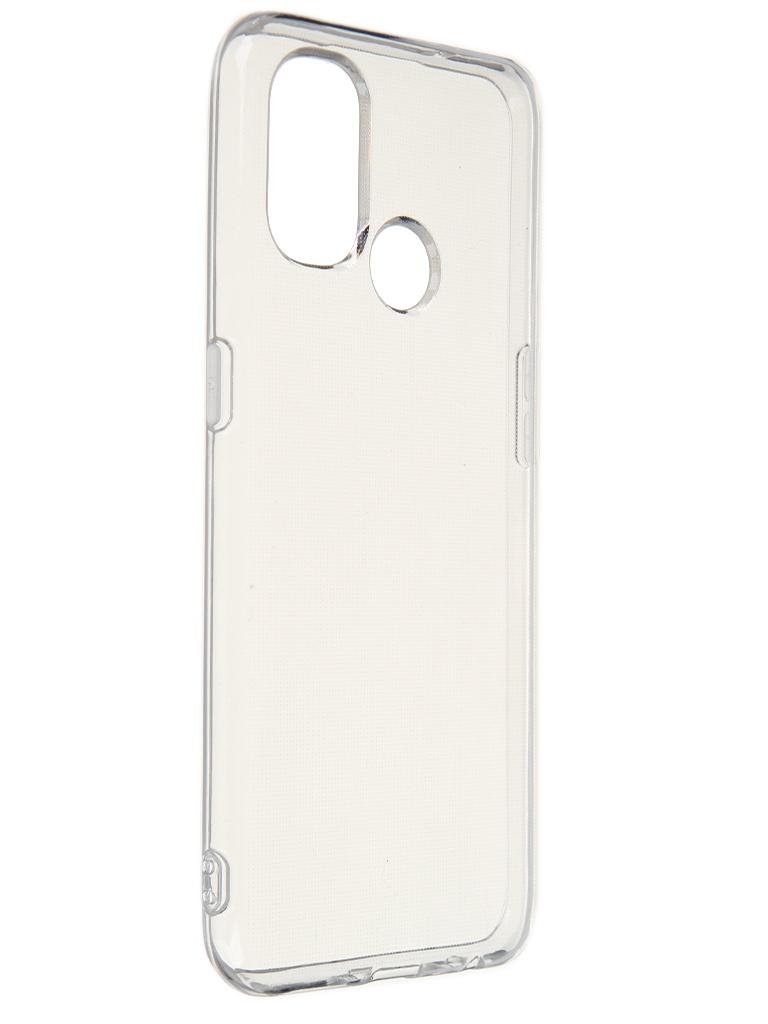 Чехол Krutoff для OnePlus Nord N100 Clear 11635