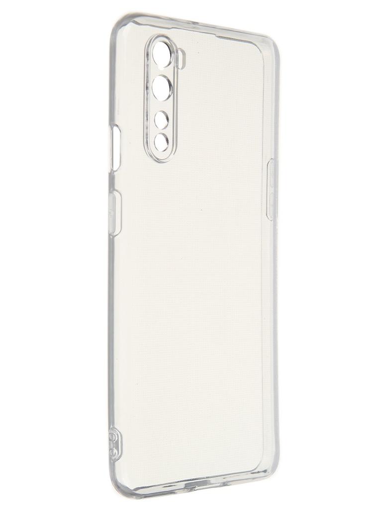 Чехол Krutoff для OnePlus Nord Clear 11636