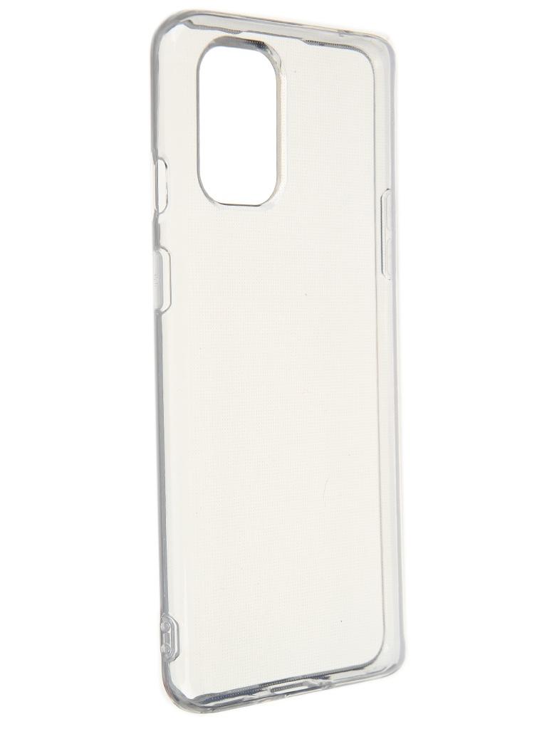 Чехол Krutoff для OnePlus 8T Clear 11633