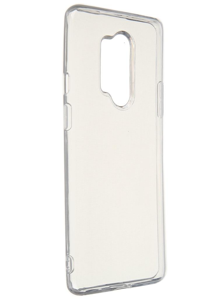 Чехол Krutoff для OnePlus 8 Pro Clear 11631