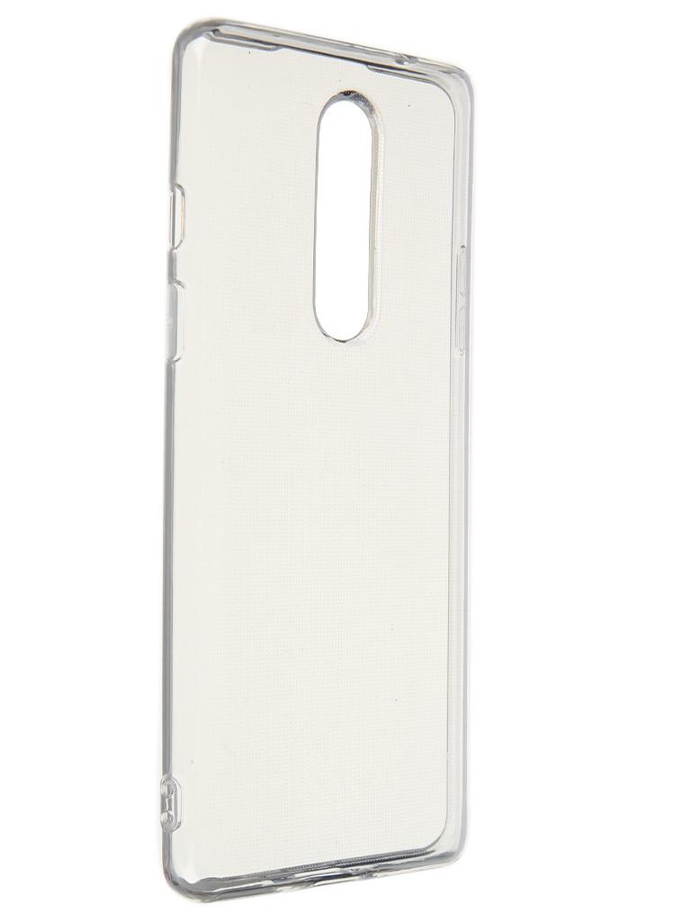 Чехол Krutoff для OnePlus 8 Clear 11632