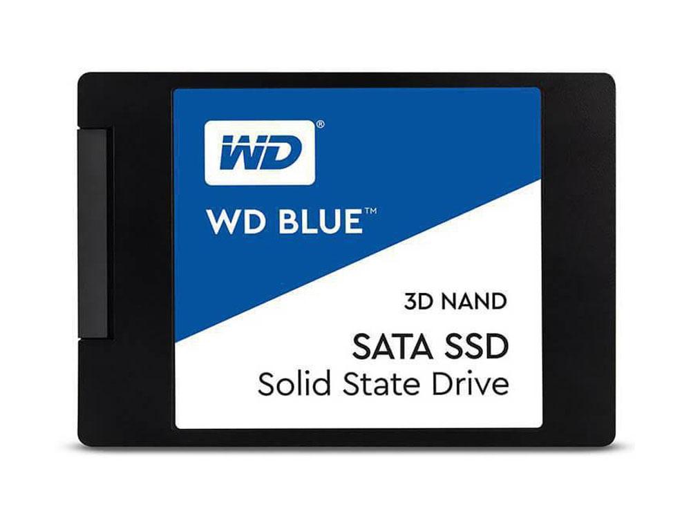 Твердотельный накопитель Western Digital 1Tb WDS100T2B0A Выгодный набор + серт. 200Р!!!