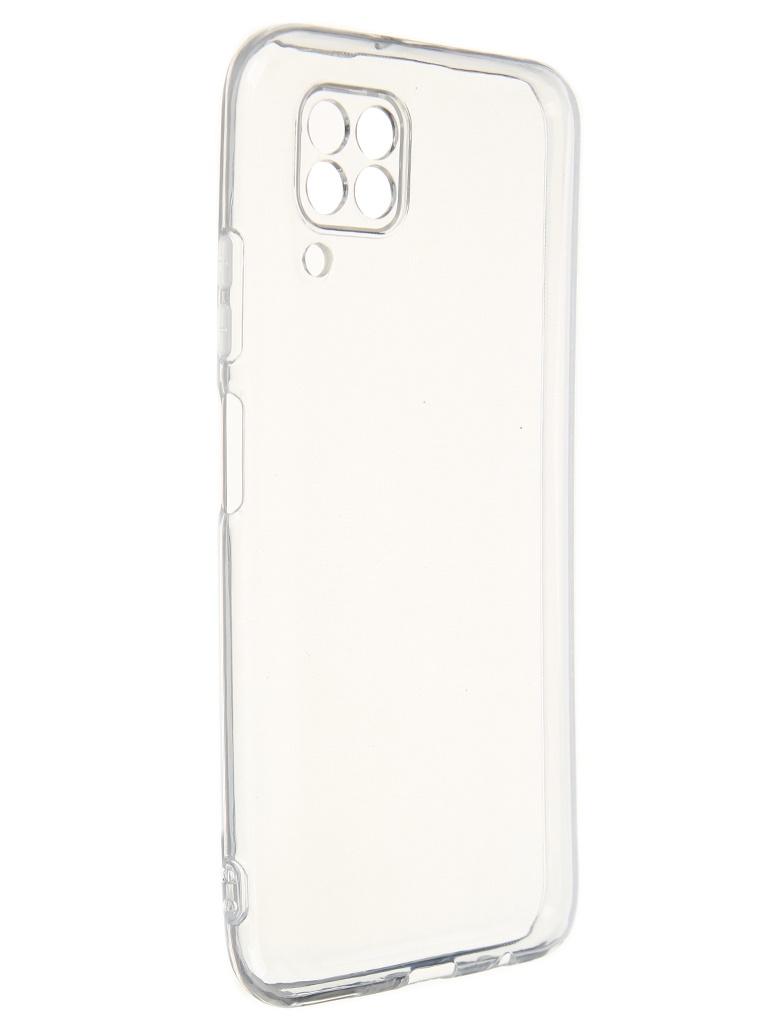 Чехол Krutoff для Huawei P40 Lite / Nova 6 SE 7i Clear 11661