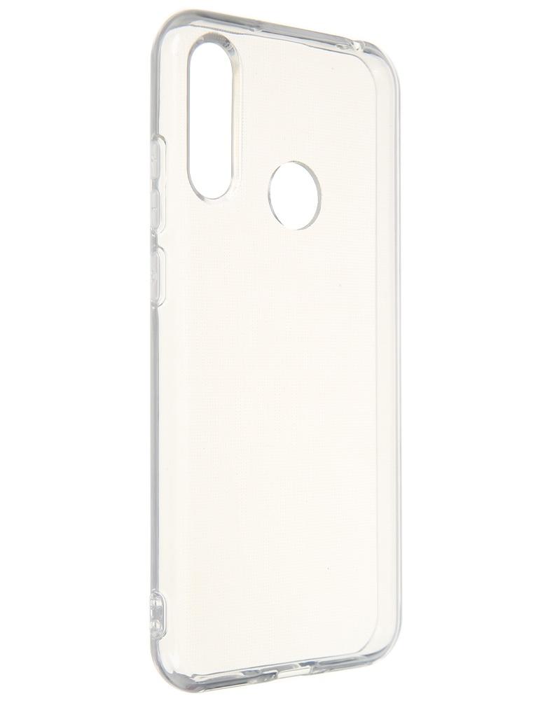 Чехол Krutoff для Huawei Y6 (2019) / Y6s Honor 8A Pro Prime Clear 11664