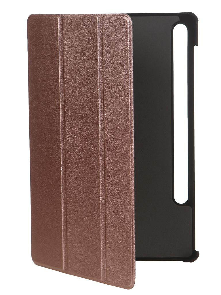 Чехол Red Line для Samsung Galaxy Tab S7 11 Book Cover Rose Gold УТ000023000
