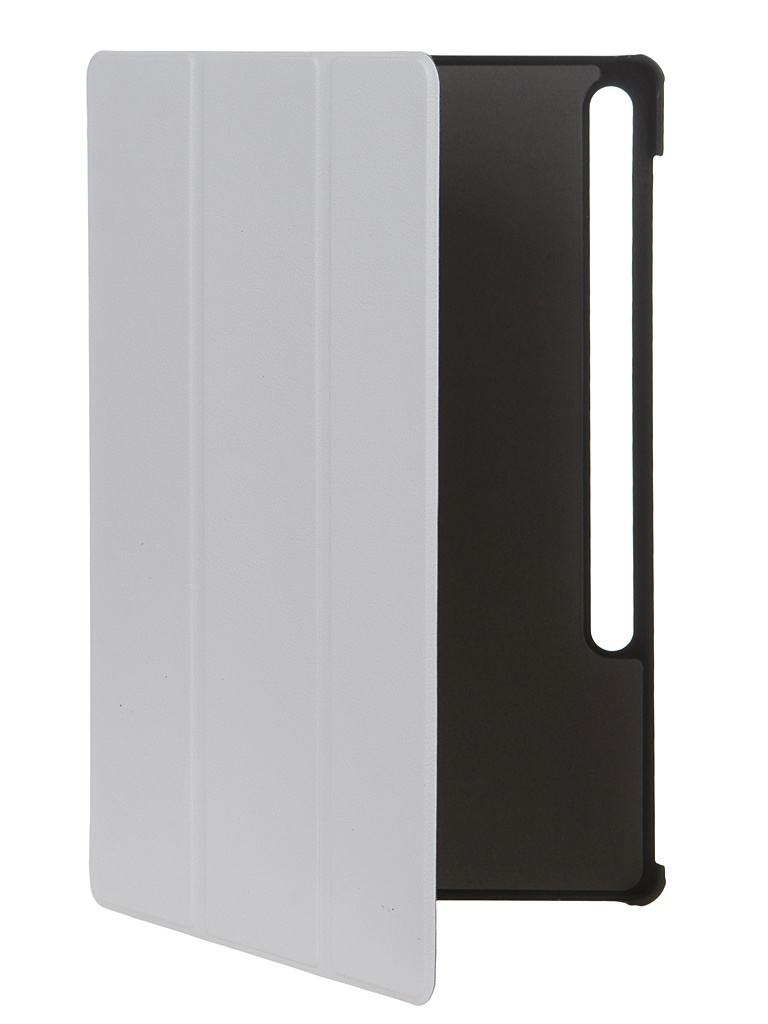 Чехол Red Line для Samsung Galaxy Tab S7 Plus 12.4 Book Cover White УТ000023238