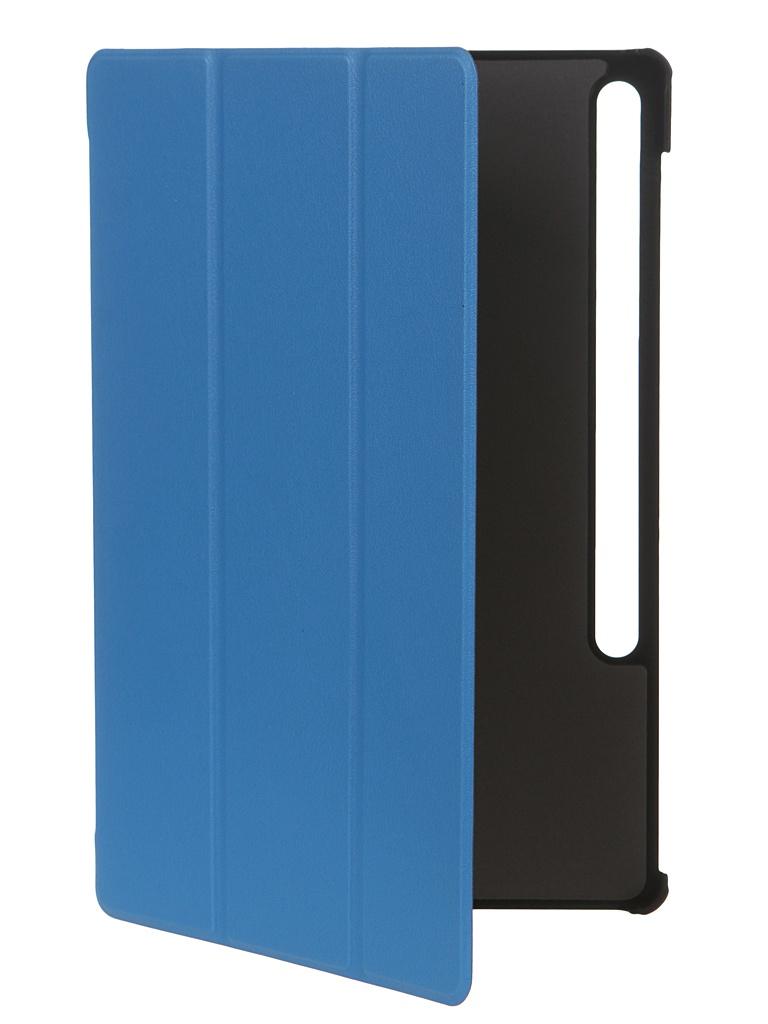 Чехол Red Line для Samsung Galaxy Tab S7 Plus 12.4 Book Cover Blue УТ000023237