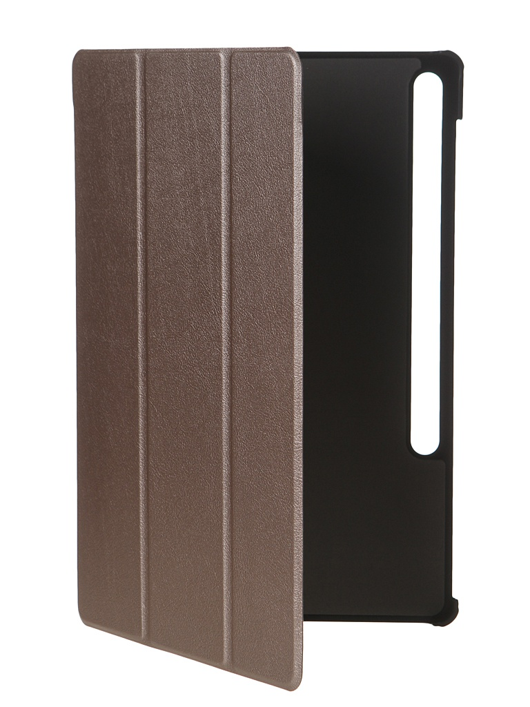 Чехол Red Line для Samsung Galaxy Tab S7 Plus 12.4 Book Cover Gold УТ000023239
