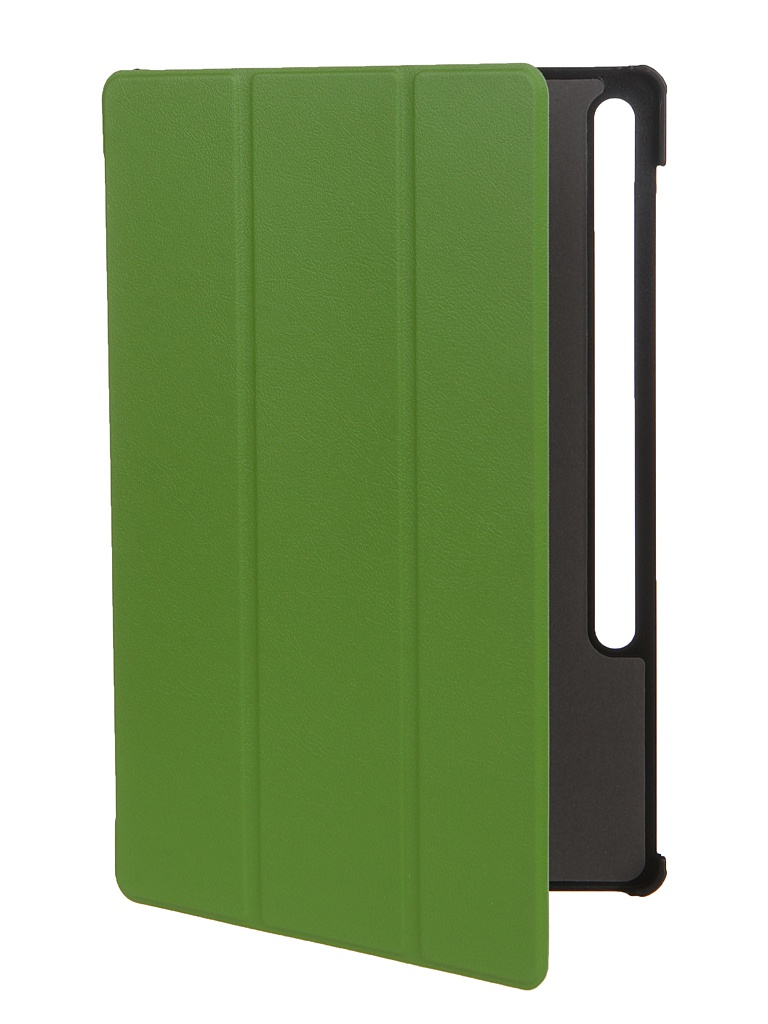 Чехол Red Line для Samsung Galaxy Tab S7 Plus 12.4 Book Cover Light Green УТ000023242