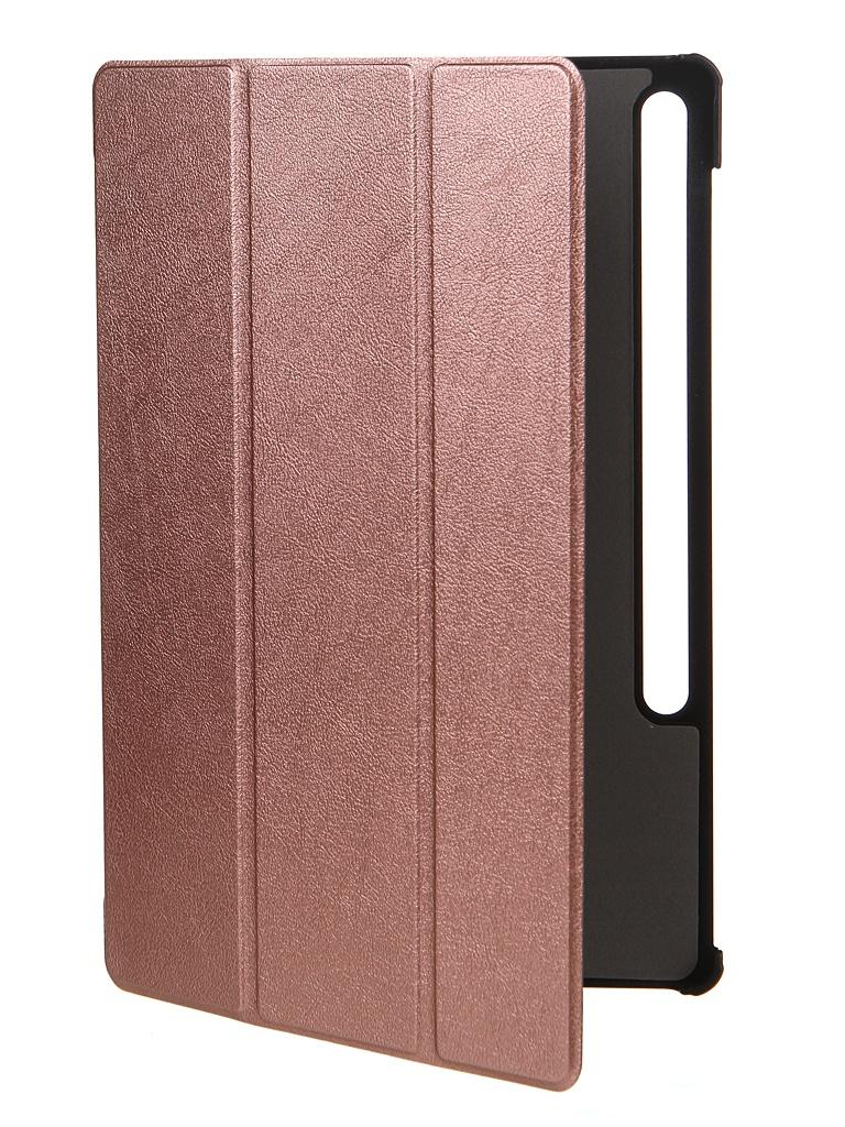 Чехол Red Line для Samsung Galaxy Tab S7 Plus 12.4 Book Cover Rose Gold УТ000023007