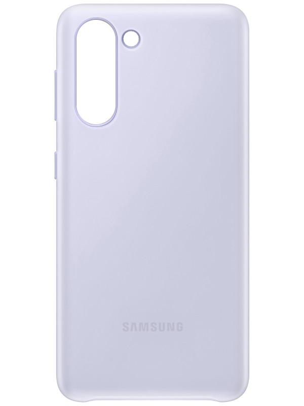 Чехол для Samsung Galaxy S21 Smart LED Cover Violet EF-KG991CVEGRU