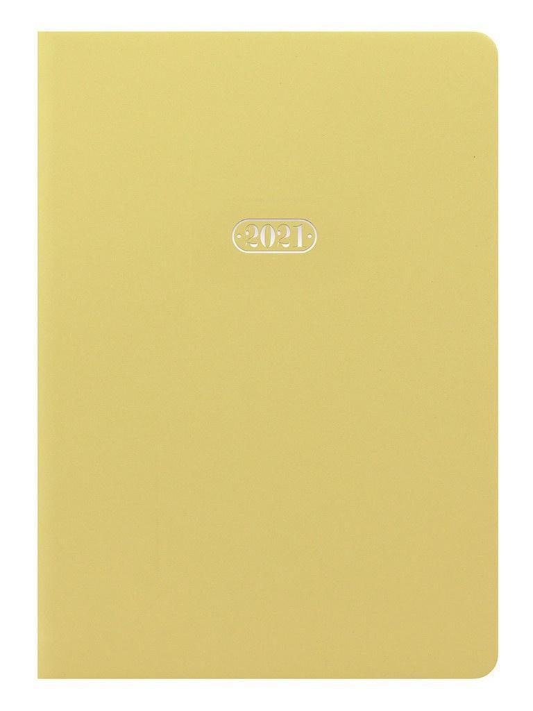 Ежедневник Letts Pastel A5 160стр. Light Yellow 1136587