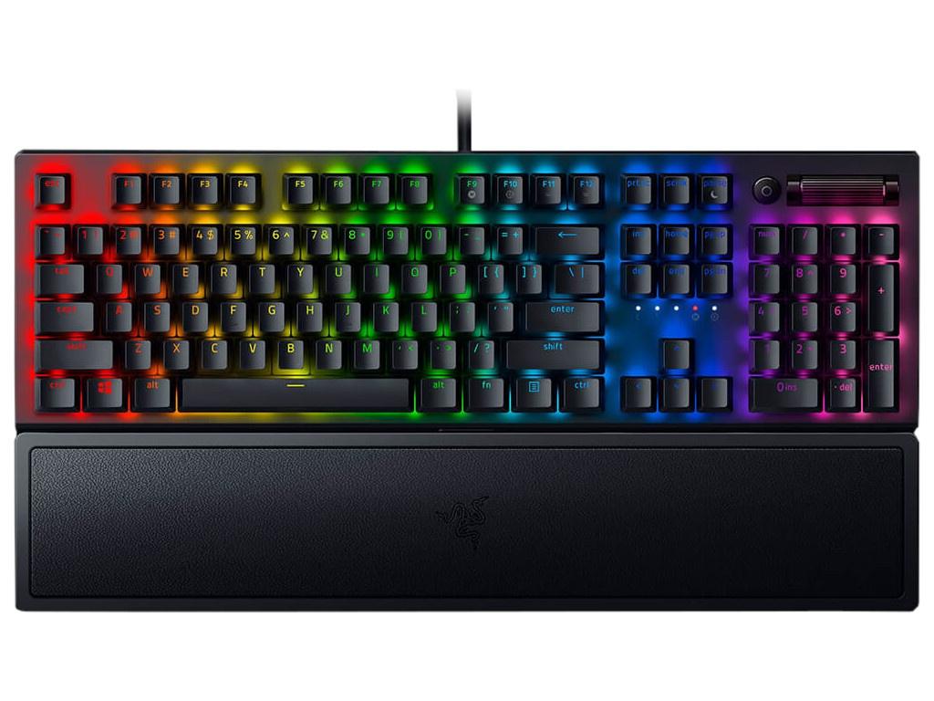 Клавиатура Razer BlackWidow V3 Green Switch RZ03-03540800-R3R1