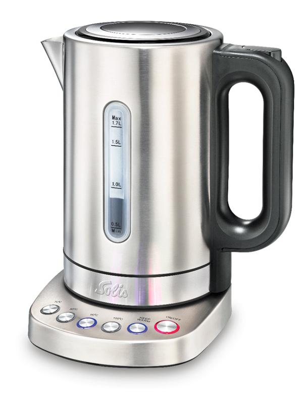 Чайник Solis Vario Temp Kettle 1.7L